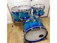 Brand New Tama Starclassic Shell Pack Drum Kit // Birch Bubinga //Free Local Delivery // RRP £1,499