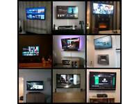 Get Your TV installed on any wall