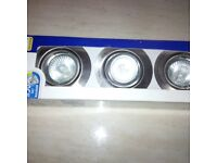 Brand new LED tripple lights & lamp