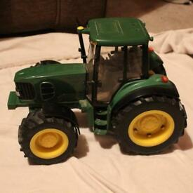 Children's Ertl Toy Tractor