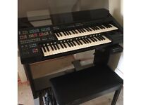 Yamaha Electone HS-8 Organ