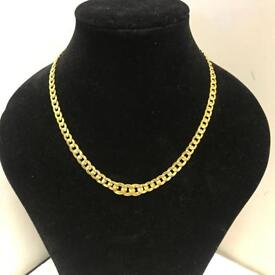 18ct Yellow Gold Rope Necklace