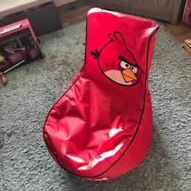 Angry Birds Beanbag