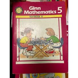 Ginn mathematics 11 plus set