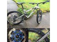Commençal meta frame mountain bike