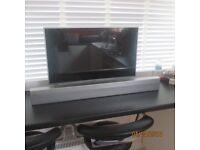 PANASONIC TV AND SOUND BAR BUNDLE