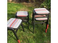 Kitchen stools x 4