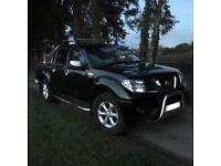 Nissan navara Black 2006