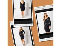 Various Styles - Dresses & Playsuit in Style of Lipsy Topshop Riverisland