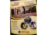 Professionals Carpet cleaners and end of Tenancy cleaning.