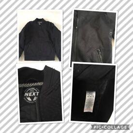 Boys Next black jacket age 12