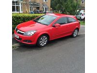 £2499 - Vauxhall Astra 1.4 16v Breeze Plus Sport - 2008 58 Reg For Sale- Near York - Ideal First Car
