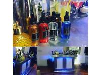 Mobile Bar & Cocktail Bartender Hire
