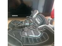 Women's safety shoes Trojan size 6 as new