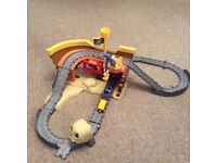 Thomas Take and Play Pirate Boat Track with Thomas Train