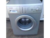 Bosch washing machine Classixx 1200 S Express in silver