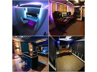 Music Studio available for monthly rent in Leeds