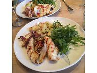 Waiter/waitress urgently needed for Italian Restaurant