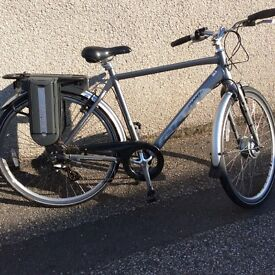 Electric bicycle by Giant very good condition