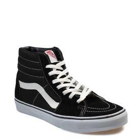Vans Sk8 black High top trainers