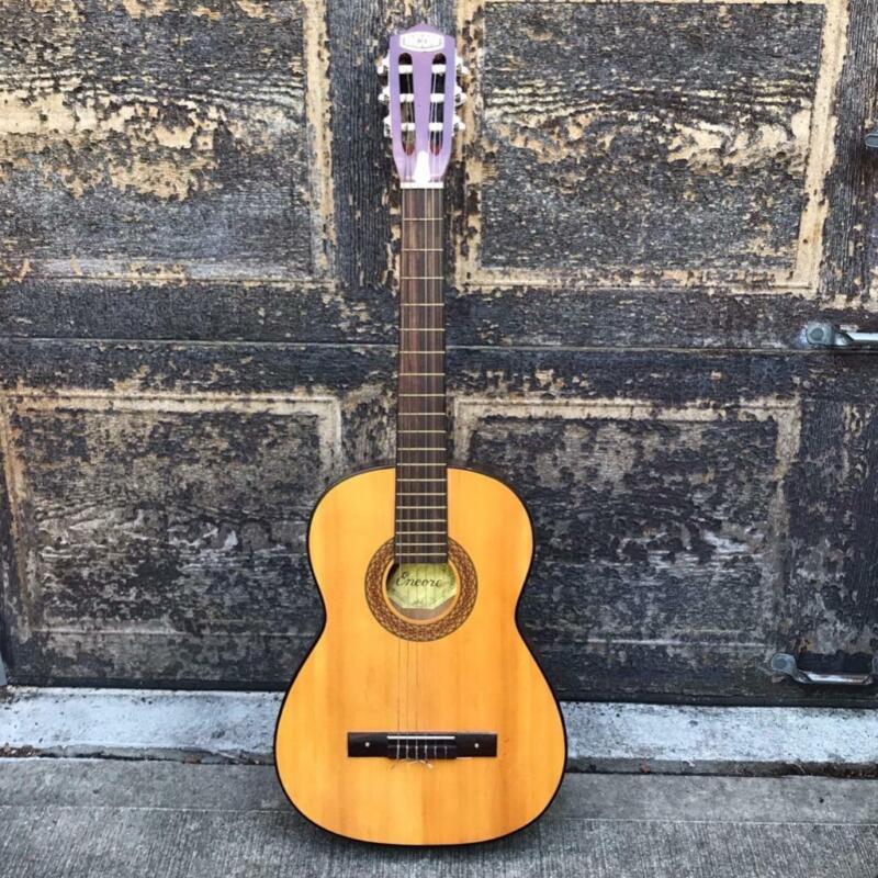 Vintage Encore Acoustic Guitar