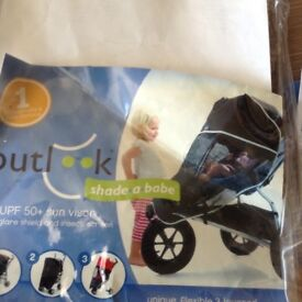 Outlook Sunshade for Prams
