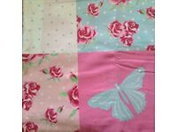 Girls single bedding sets