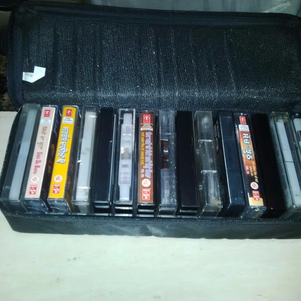 Punjabi religious & music tapes over 70 tapes