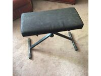 Panio or keyboard stool