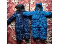 Snowsuits 12-18 month