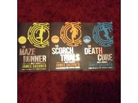 The Mazerunner Trilogy Book Series