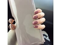 Acrylic or gel nail extentions, gel polish, manicure/ pedicure