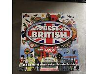 Board Game 'Best of British'