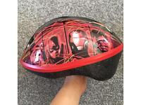 Avengers bike helmet