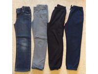 Trouser bundle age 9-10