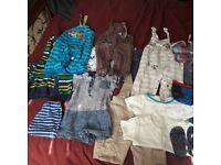Large boys 12-18 months summer bundle