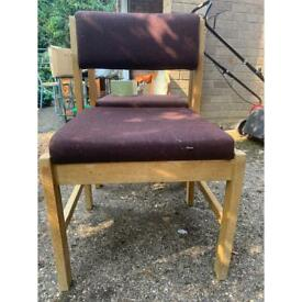 FOR UPCYCLE - 2 Chairs