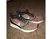 Nike Air Max Thea Ultra (flyknit) - Rainbow size 4