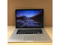 "Apple Macbook Pro 15"" Retina i7 2.8Ghz 16GB 1TB SSD 2GB Nvidia 750M GPU AST96"