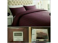 Brand New 100% cotton Double Bed Linen