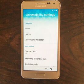 Samsung Galaxy Alpha SM-G850F 32GB boxed in excellent condition with charger