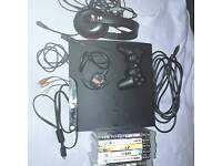 Ps3 320GB collection only