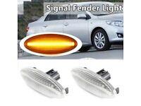 NEW Car Indicator Light Toyota Yaris Auris Corolla RAV4 Side Wing Blinker Repeater