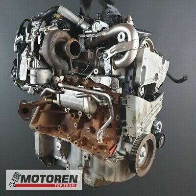 Motor K9K461 607.951 1,5CDI Mercedes CLA GLA 109PS Komplett 47TKM