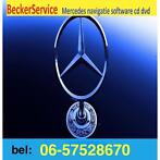 Mercedes Navigatie DVD s CD Comand Audio 50 Aps 2017 o.a. a
