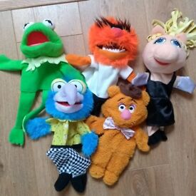 Muppets Hand Puppets