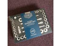 "55 Piece 1/2"" Socket Set - Brand New"