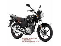 Red or Blue*Brand New* 66 plate Lexmoto ZSF (YBR) Learner 125. Warranty, Delivery, Part-ex: