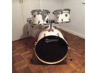 Premier Cabria 4 drum kit