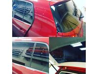 Car Tinting Windows from £80 back three windows,car wrapping from£600 Need For Style ltd 07533300039